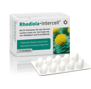 Rhodiola-Intercell 60 kapsułek